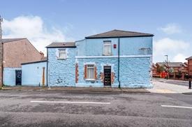 Sanquhar Street, Splott, Cardiff