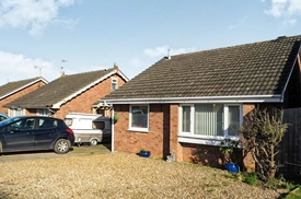Alledge Drive, Woodford, Kettering