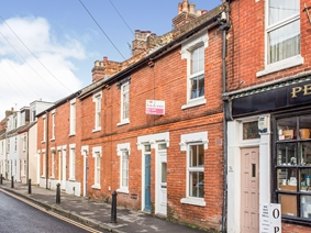 Pennyfarthing Street, Salisbury