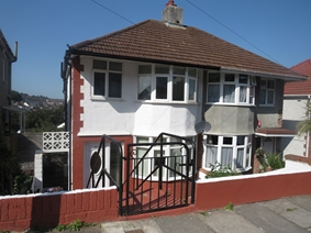 Cardinal Avenue, St Budeaux, Plymouth