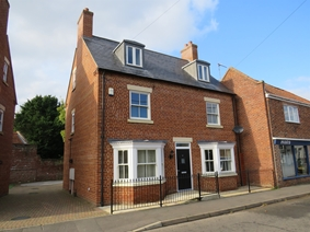 Church Street, Donington, Spalding