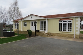 Cliffe Country Lodges, Cliffe Common, Selby