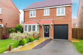 Woodward Way, Thorpe Willoughby, Selby