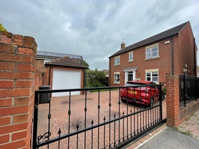 Hawthorne Close, Thorpe Willoughby, Selby