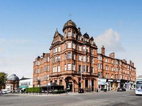Moss Side Road, Shawlands, Glasgow