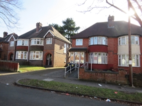Woodford Green Road, Birmingham