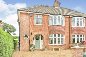 Rosemary Road, Sprowston