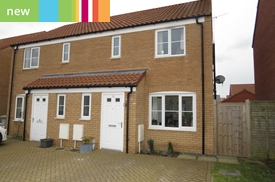 Avocet Rise, Sprowston, Norwich