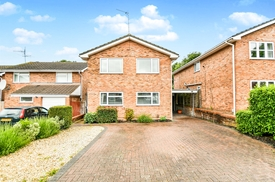 Yarmouth Close, Toothill, SWINDON