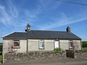 Main Street, Thornhill, Stirling