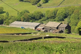 Old House Farm, Cragg Vale, Hebden Bridge