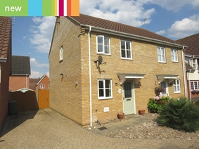 Pennycress Drive, Thetford