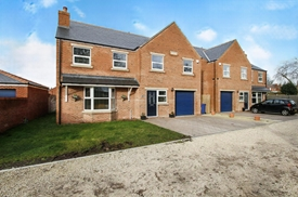 Hall court, Thorne, DONCASTER