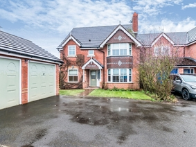 St Catherines Close, Uttoxeter