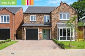 Plot 21 Edingale, Coton Road, Rosliston, Swadlincote