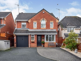 Tunnicliffe Way, Uttoxeter
