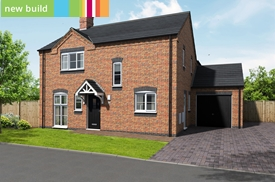 Plot 15 Tutbury, The Meadows, Hill Ridware, Rugeley
