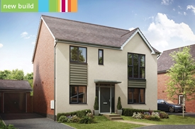 Plot 279 The Barlow, Bramshall Meadows, Bramshall, Uttoxeter