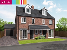Plot 21 Blithbury, The Meadows, Hill Ridware, Rugeley