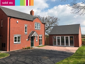 Plot 19 Tutbury, The Meadows, Hill Ridware, Rugeley