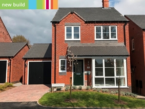 Plot 32 Chilcote, The Measdows, Hill Ridware, Rugeley