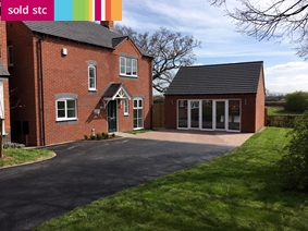 Plot 23 Tutbury, The Meadows, Hill Ridware, Rugeley