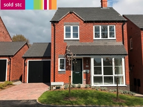 Plot 31 Chilcote, The Meadows, Hill Ridware, Rugeley