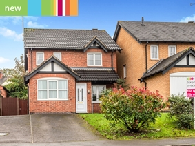 Oriole Close, Uttoxeter