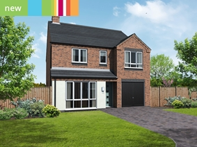 Plot 17 Repton, The Meadows, Hill Ridware, Rugeley