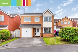 Mellor Drive, Uttoxeter