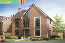 Plot 253 The Garnet Bramshal Meadows, Bramshall, Uttoxeter