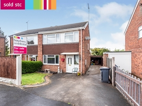 Grenville Close, Uttoxeter