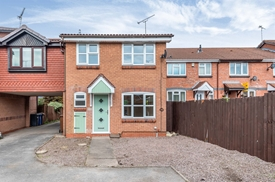 Heron Drive, Uttoxeter