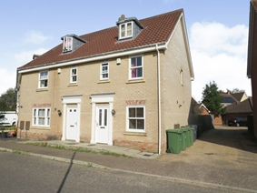 Field Maple Road, Watton, Thetford