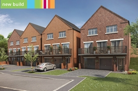 Plot 10 - The Hawthorne - Wood Lane, Gedling, Nottingham