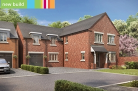 Plot 12 - The Oak - Wood Lane, Gedling, Nottingham