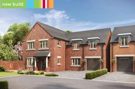 Plot 13 -The Poplar - Wood Lane, Gedling, Nottingham