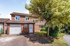Green Close, South Wonston, Winchester