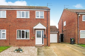 Zurich Close, Hopton, Great Yarmouth