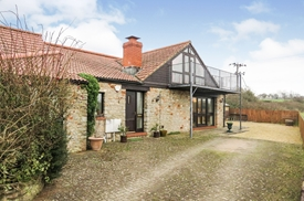 The Old Barn, Easton, Wells