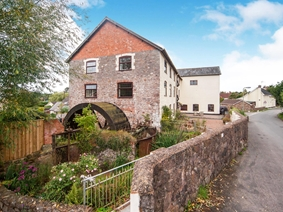 The Old Mill, Culmstock, Cullompton