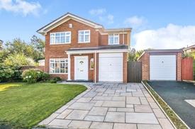 Bradwell Close, West Kirby, Wirral