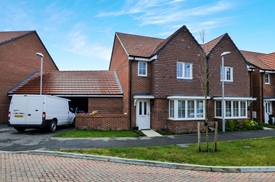 Cornwell Close, Buntingford