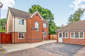 Baird Close, Yaxley, Peterborough