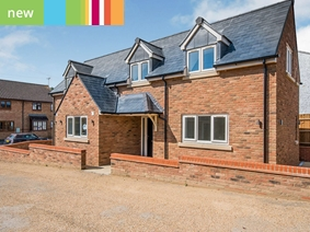 Stackyard Close, Stilton, Peterborough