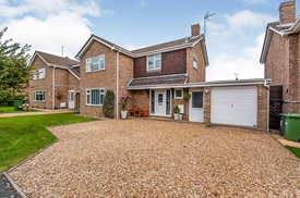 Willow Close, Stilton, Peterborough