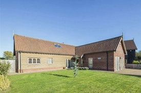 Abbotts Meadow, Redlingfield, EYE