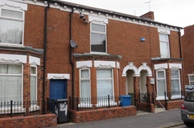 Ena Street, Hull,
