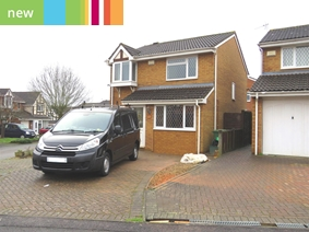 Brins Close, Stoke Gifford, BRISTOL