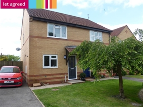 Horselease Close, Great Oakley, CORBY